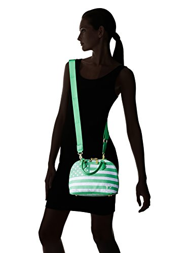 Borsa Flag Color Small Green Donna Ynot Bauletto qwxd7aaE