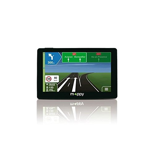 "Mappy ULTI S556 GPS Europe 44 pays Ecran: 5"" Noir hot sale 2017"