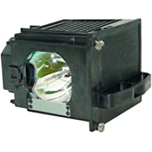 Compatible 915P049010 TV Replacement Lamp Module with Housing for Mitsubishi by King Lamps