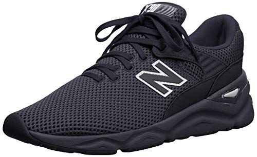 New Balance Men's X90 V1 Sneaker, Outerspace/Team RED, 9.5 D US