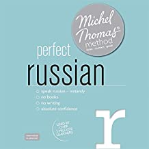 Perfect Russian with the Michel Thomas Method