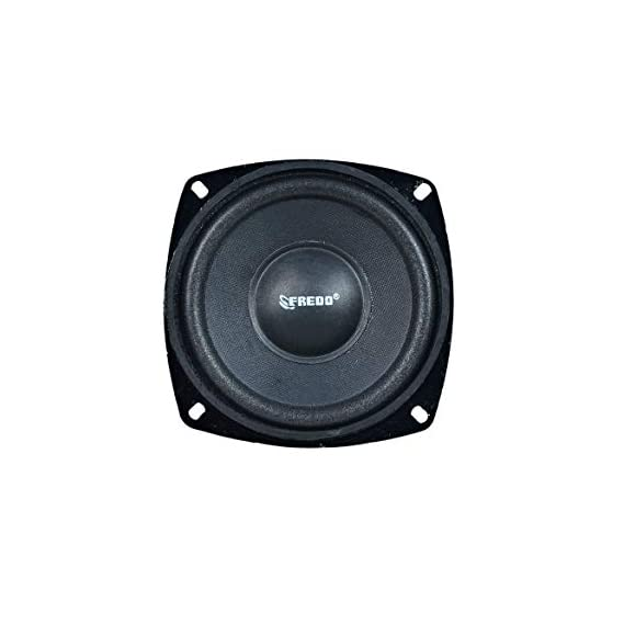 FREDO Subwoofer 4 inches. 4 Ohms/ 35 Watts