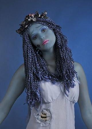 Struts Fancy Dress Kit del maquillaje del estilo novia cadáver