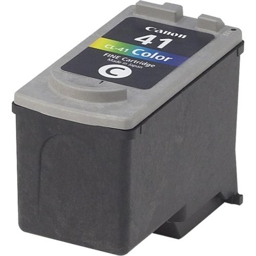 (Canon INK CARTRIDGE, CL-41, COLOR, FOR)