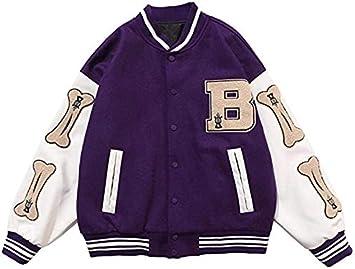 ANGELA -メンズベースボールジャケットユニセックスカレッジジャケットオールドスクールバーシティジャケットスウェットジャケットヴィンテージストリートウェア特大パッチワーク