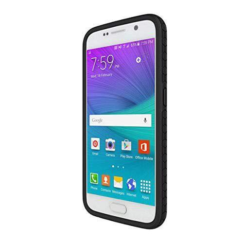 Incipio Octane Case for Samsung Galaxy S6 - Retail Packaging - Black/Black by Incipio (Image #2)