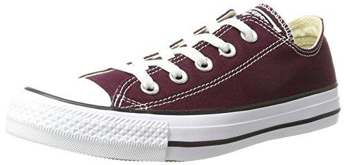 Converse Dark Taylor Sangria Erwachsene Sneaker Rot Hohe 35 All Unisex EU Star Chuck crrWUSv4