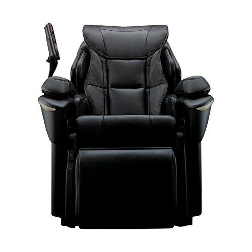 Panasonic EP-MA73KU Real Pro Ultra Prestige 3D Luxury Heated Massage Chair, Black