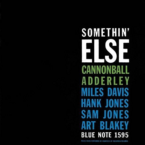 SACD : Cannonball Adderley - Somethin Else (Limited Edition, Super-High Material CD, Japan - Import)