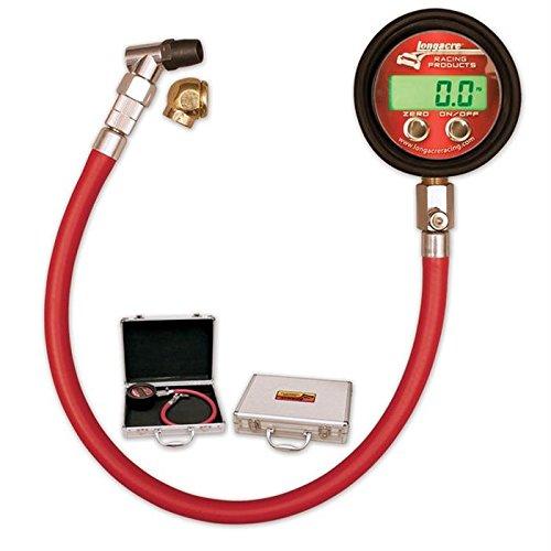 LONGACRE 2-1/2 in Digital 0-125 psi Pro Digital Tire Pressure Gauge P/N 53028 by Longacre (Image #3)