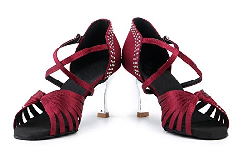 Moderno Jazz Red Joymod e Dark 5cm Heel MGM Donna 7 wtxZB1xq