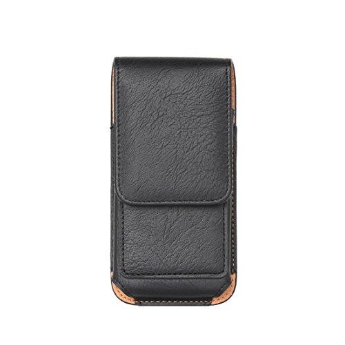 Pour iPhone 6 / 6s / 5 / 5S / 5C, style classique, éléphant, texture, sac à main vertical, en cuir, sac à bandoulière, doté d'une carte Solts et une équerre arrière rotative, taille: 15 x 7,5 cm JING