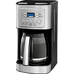 Cuisinart 14-Cup Stainless Steel Coffeemaker Machine Brew Automatic Central Programmable Glass Carafe CBC-6400PC from Cuisinart