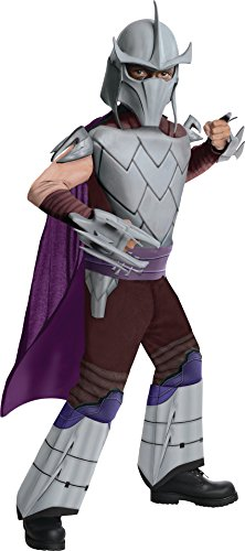 Teenage Mutant Ninja Turtles Deluxe Shredder Costume, Small -