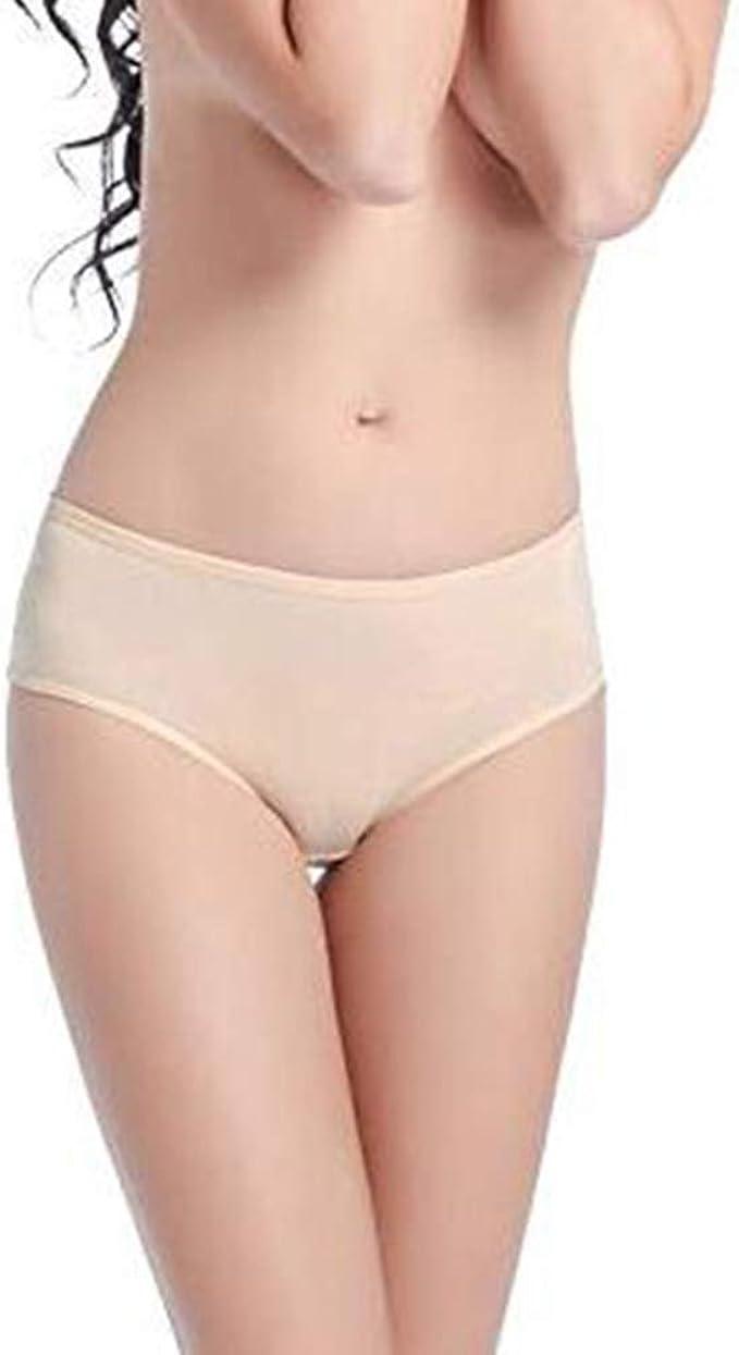 YXYP Ropa Interior de Algodón Mujer Bragas Hipster Cómodo ...