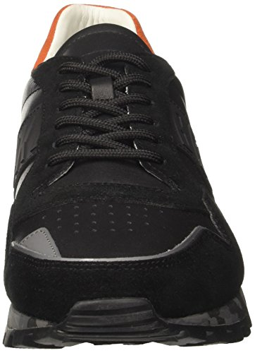 946 Homme Fend Bikkembergs 940 Orange ER Black Noir Basses EwfwxnqOvC