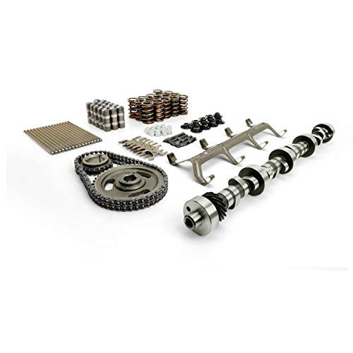 Lunati 20350711K Voodoo 221/229 Hydraulic Roller Complete Cam Kit Ford 351W and 302 H.O. (Cams Lunati Roller)