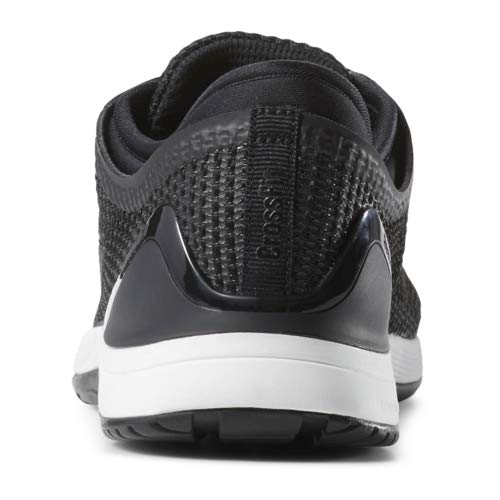 Reebok Women's CROSSFIT Nano 8.0 Flexweave Cross Trainer, Black/White, 5 M US by Reebok (Image #9)