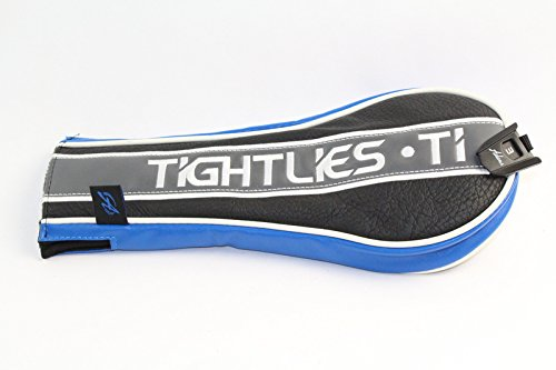 Adams 2015 Tight Lies TI. Titanium Fairway Wood Headcover Head Cover Adjustable Tag Golf ()