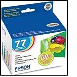 EPST077920 - Epson Claria High-Capacity Color Ink Cartridge