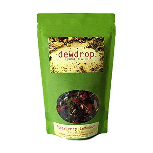 Dewdrop Loose Leaf Tea 2.15 oz - Strawberry Lemonade Decaffeinated Herbal Tea](Lemonade Fruit Seeds)