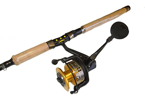 7′ Red Snapper Tournament Edition spinning fishing rod&reel combo