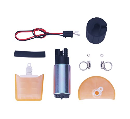 ZIONTE GSS342 255LPH High Performance Fuel Pump With Installation Kit For Chevrolet Honda Mazda Toyota Nissan Chrysler Dodge GSS342 by ZIONTE