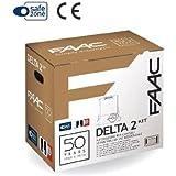 Automazione per cancelli scorrevoli elettromeccanica DELTA 2 KIT 50° ANNIV.