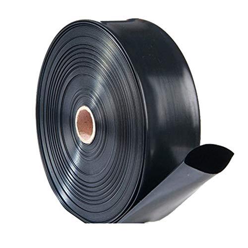 60 MM MANGUERA PLANA PLASTOCANAL ROLLO DE 100 METROS 1500 GALGAS