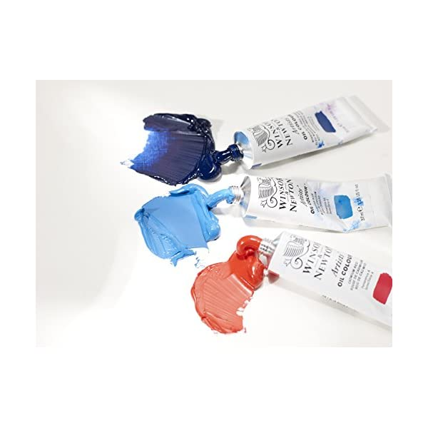 Winsor-Newton-Quinacridone-Magenta-Artists-Oil-Colour-Paint-37ml-Tube-37-ml