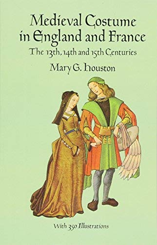 15th Century Costumes England - By Mary G. Houston - Medieval