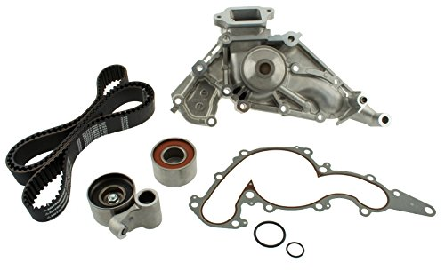 Aisin TKT-001 Engine Timing Belt Kit with Water Pump ()