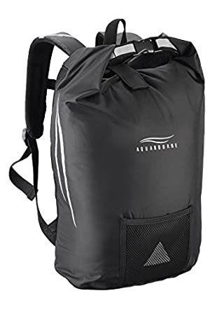 Amazon.com | Aquabourne Waterproof Lightweight Cycling DRY Bag ...