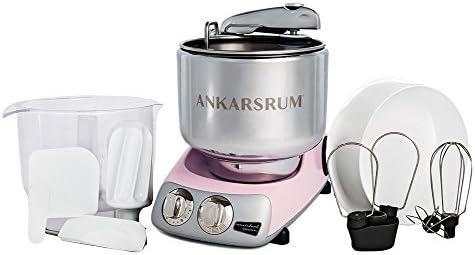 ANKARSRUM 930900083 - Robot de cocina, color rosa: Amazon.es: Hogar