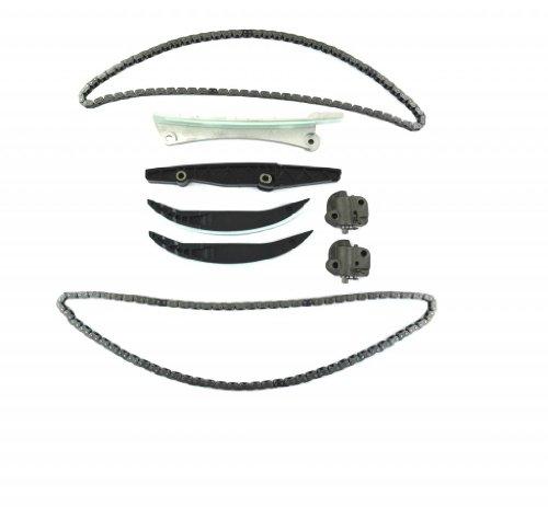 Jaguar S-type Pulley - Diamond Power Timing Chain kit works with Jaguar 2.5L 3.0L V6 DOHC