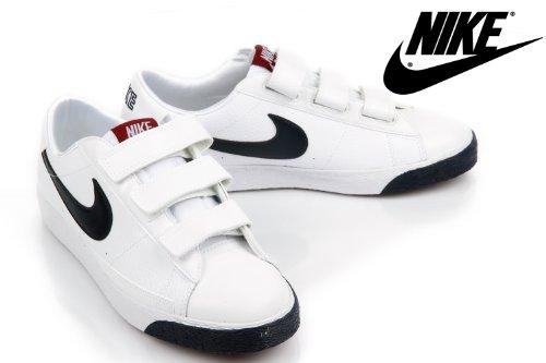 Nike - blazer ac - 347637-141 - blanc baskets mode homme