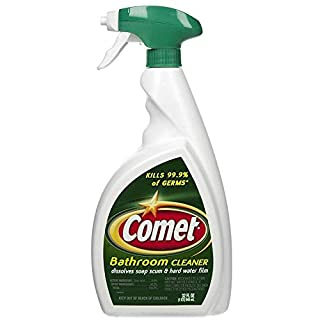 Comet Bathroom Cleaner Spray | 32 oz (1-Pack)