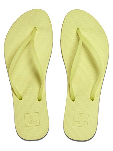 Reef Women's Escape Lux Lime 8 B US