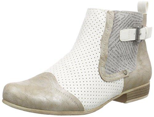 40 Rieker 97092 Grey Grau Damen Kurzschaft Stiefel wYwT1aq