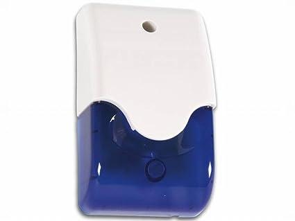 Velleman Alarma de Generador de señal Azul óptico y acústico ...