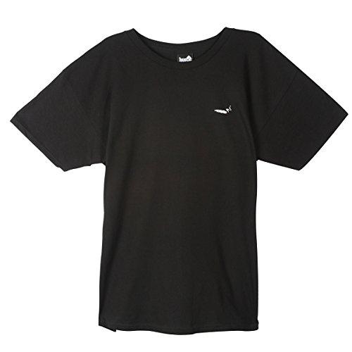 - Hustle Trees Men's Sparks Shirts,X-Large,Black