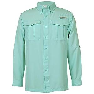 Fashion Shopping HABIT Mens Belcoast Long Sleeve River Guide Fishing Shirt