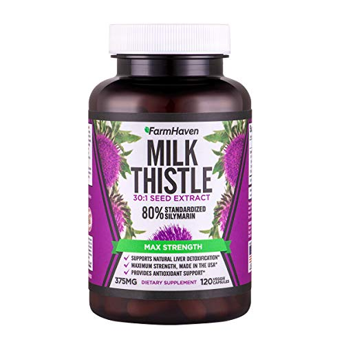 Best Milk Thistle Herbal Supplements