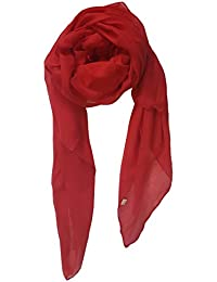 Solid Color Scarves Shawl Blanket Warm Warp lightweight Large Scarf for Women