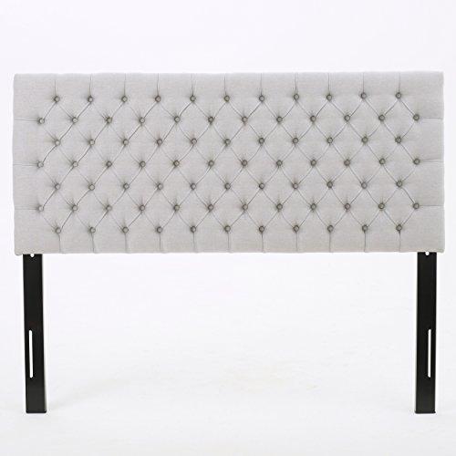 Review Jezebel Light Grey Fabric