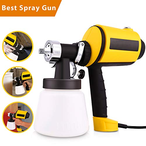 Meditool Advanced Electric Spray Gun Home Paint Sprayer HVLP...