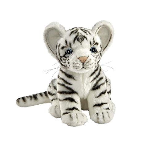 (Hansa Toys - Tiger Cub, White )