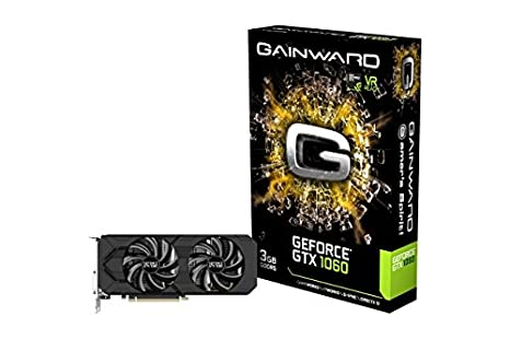 Gainward Tarjeta gráfica GeForce GTX 1060