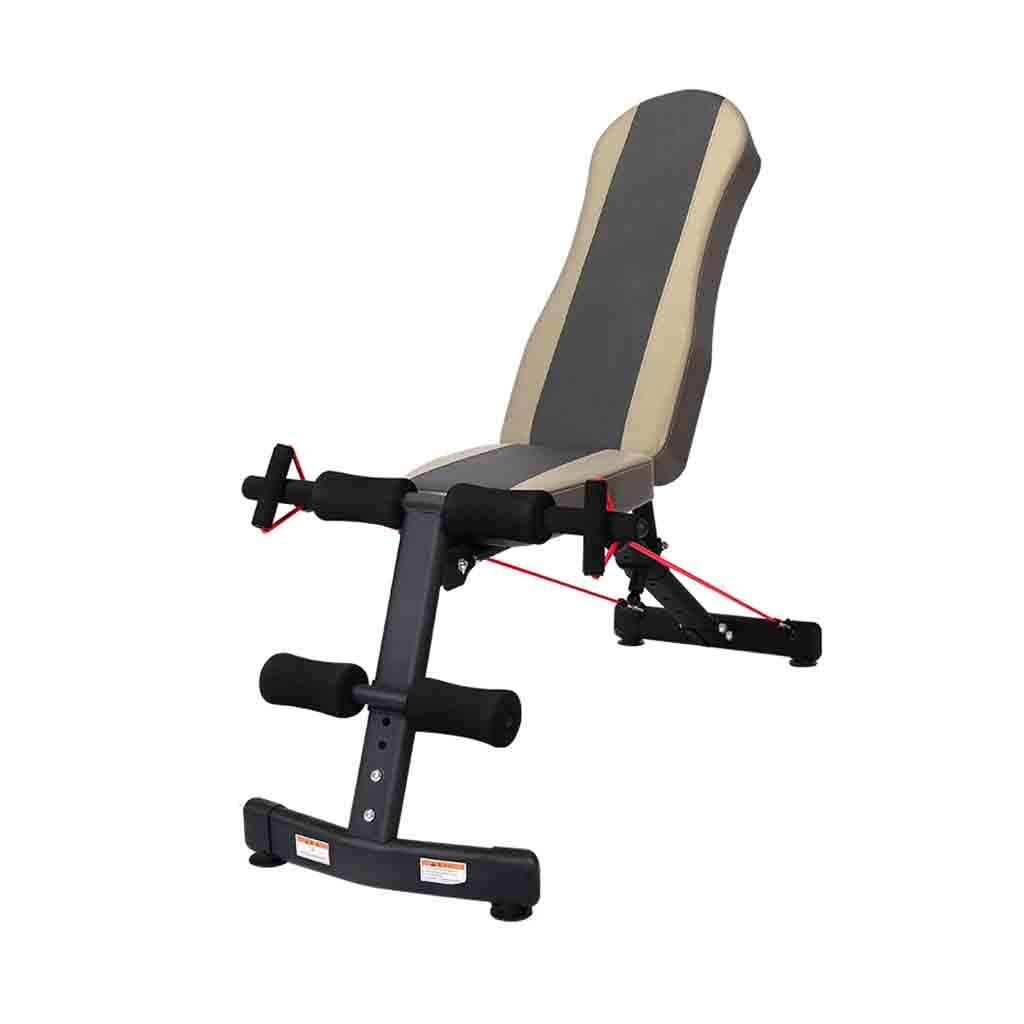 Schwerkrafttrainer Sit-Up Board Sit-ups Fitnessgeräte nach Hause Bauch Bauch Fitness Board Bauch Hantelbank