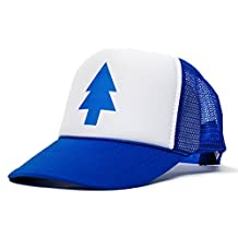 Gravity Falls Dippers Blue Pine Tree Hat
